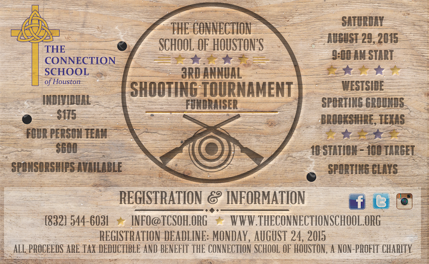 2015 Shooting Flyer Front